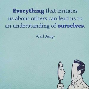 Everything that irritates us