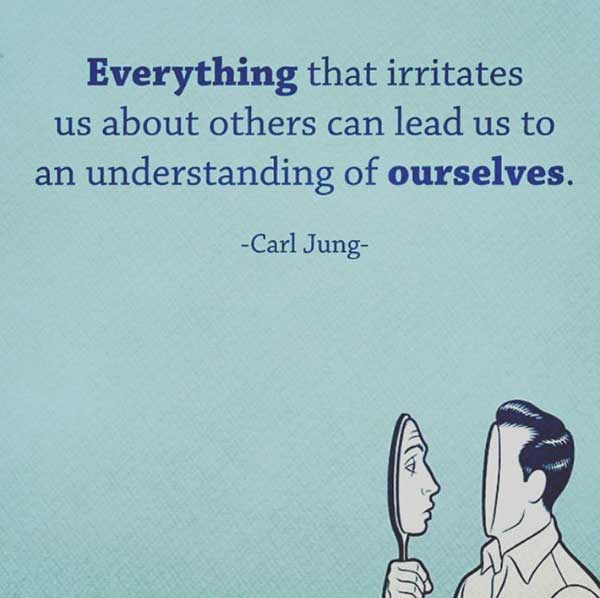 Everything that irritates us