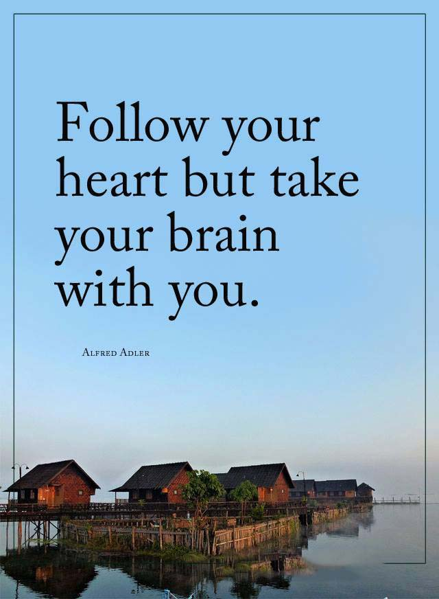 Follow your heart quotes area follow your heart but thecheapjerseys Image collections