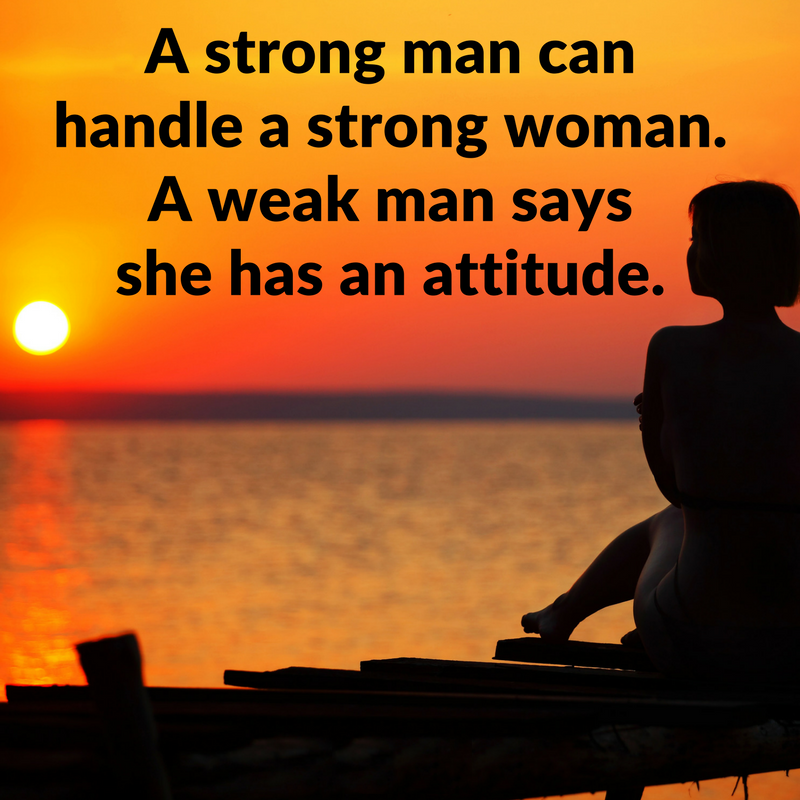 A STRONG MAN | Quotes Area