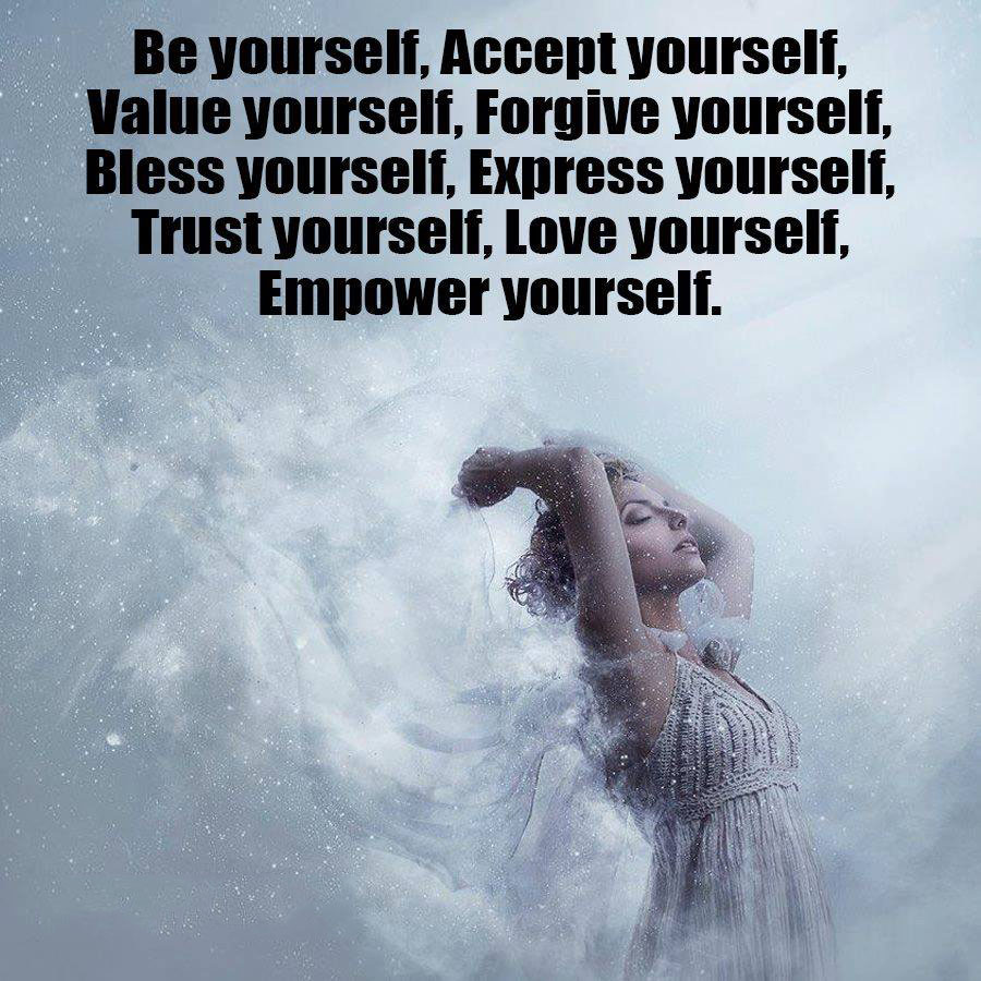 Accept Yourself Quotes Area