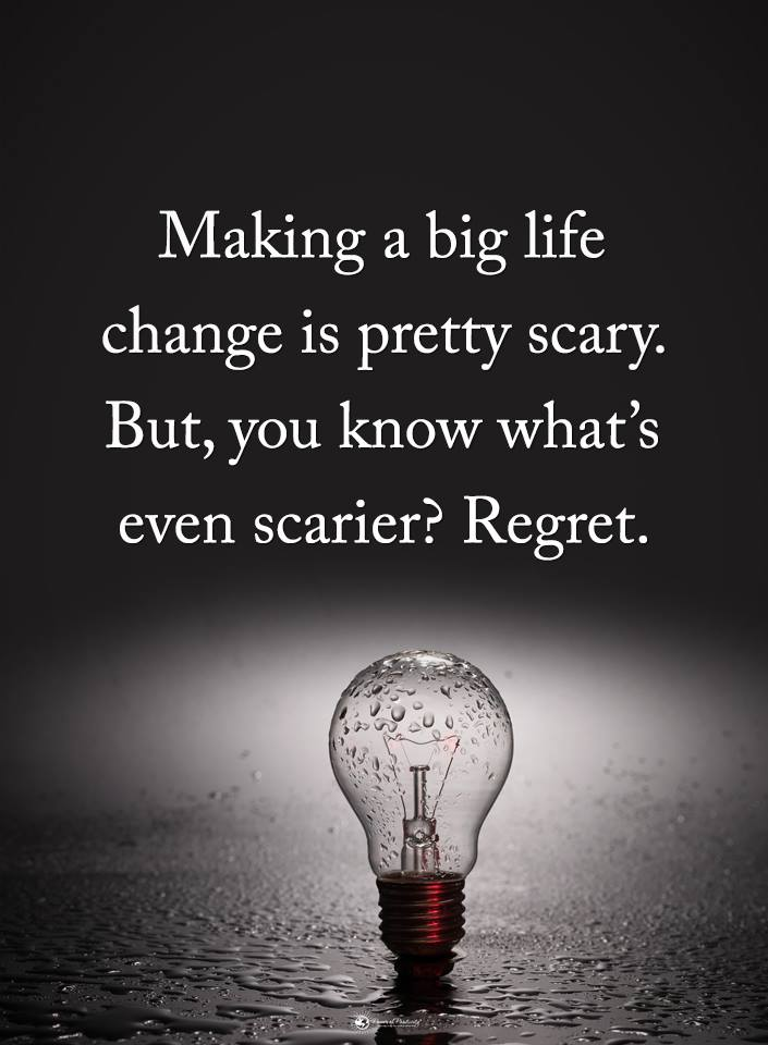 MAKING A BIG LIFE CHANGE Quotes Area Best Life Changes Quotes