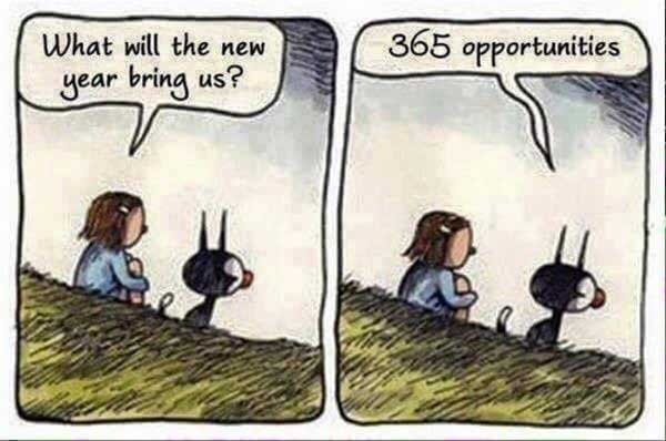 What will the new year bring us